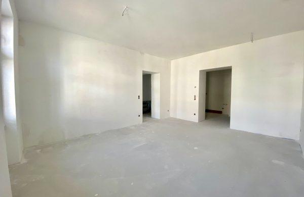 Aktuelles Baustellenfoto Wohnbereich (September 2021)